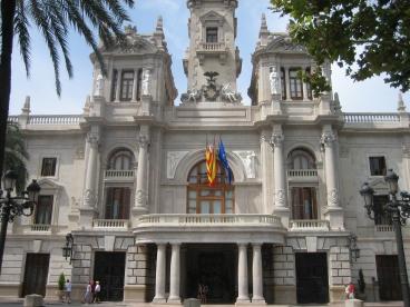 Ayuntamiento-Valencia-Fachada
