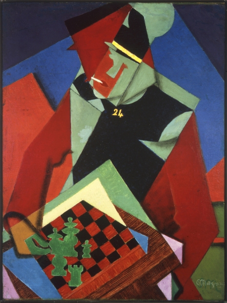 jean_metzinger_1915_soldat_jouant_aux_echecs_soldier_at_a_game_of_chess_oil_on_canvas_81-3_x_61_cm_smart_museum_of_art